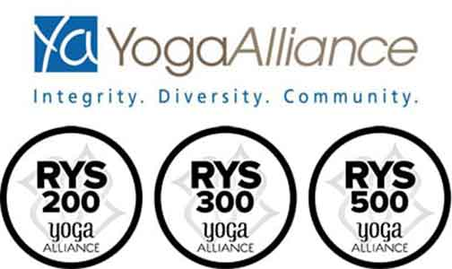 Yoga Alliance Certification in India